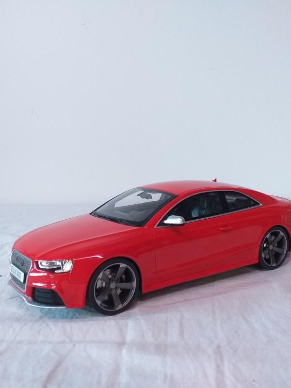 Modelauto Audi