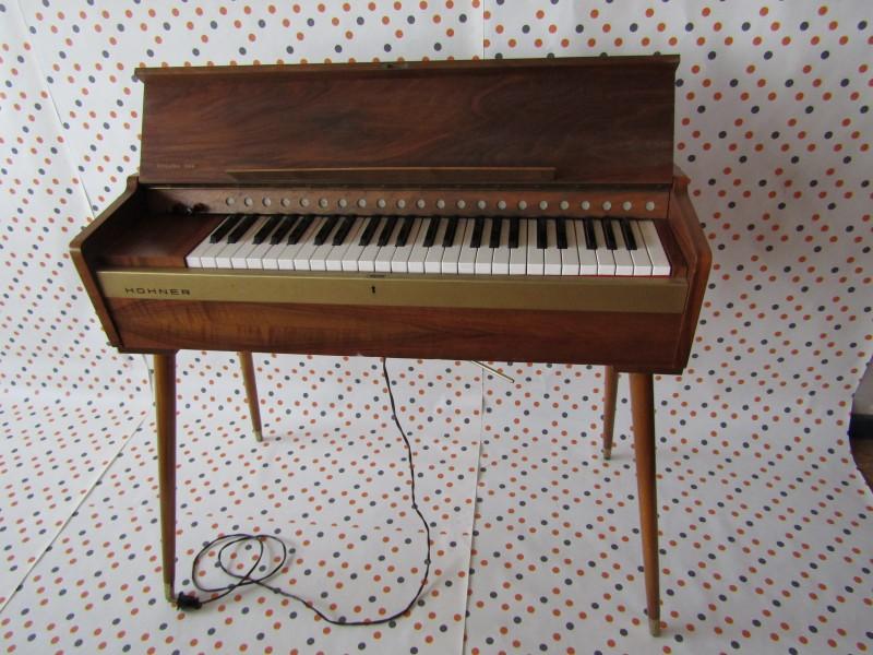 Rietorgel: Hohner, Organa 249 uit 1962