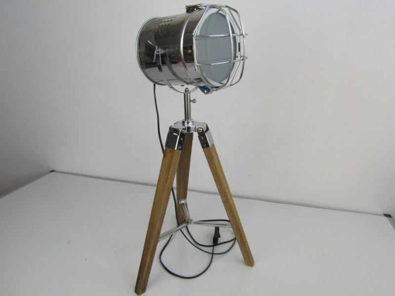Spotlight Lamp / Filmspot: Industriële Look