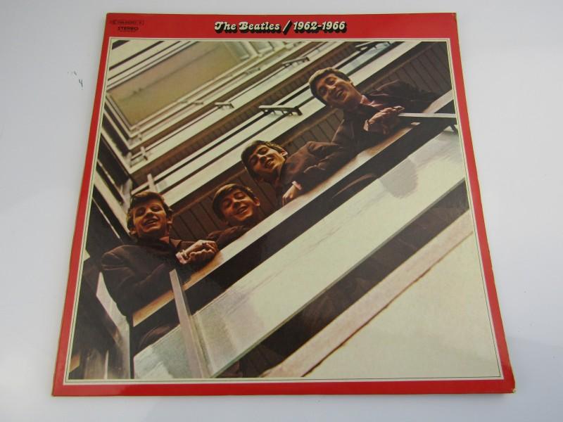 Dubbel LP, The Beatles / 1962-1966,  EMI en Apple Records, 1973