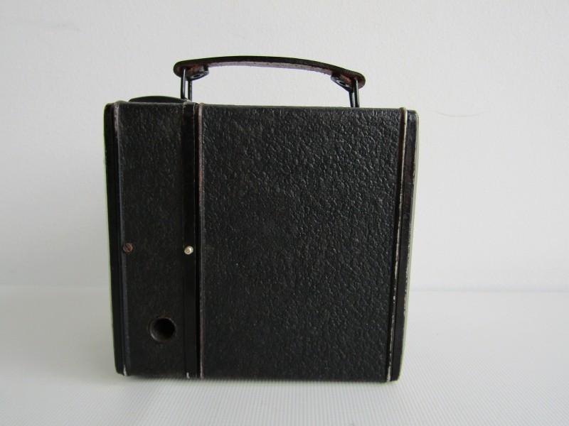 Oude Boxcamera: Bilora 1:11, Germany