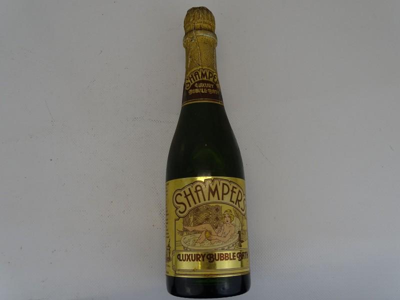 Shampers: Luxury Bubble Bath met Champagnegeur