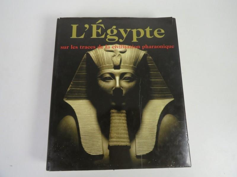 Boek - L'Egypte