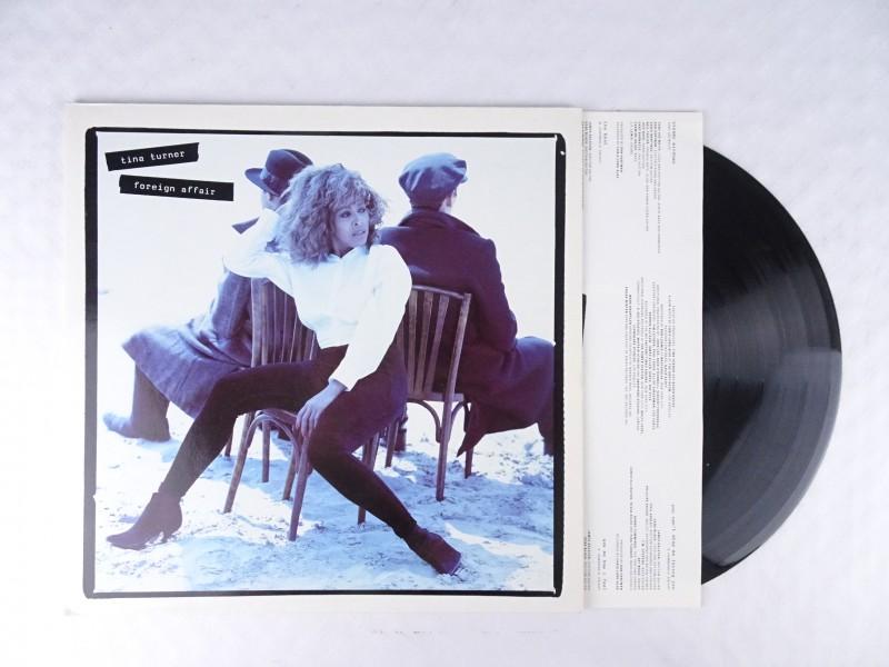 Vinyl album Tina Turner – Foreign Affair