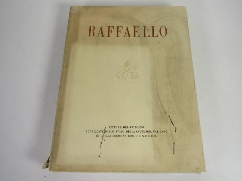 Boek - Verzamelmap Raffaello