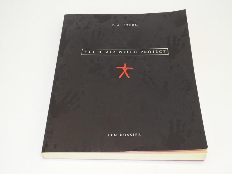 Boek: Het Blair Witch Project, D.A. Stern, 1999