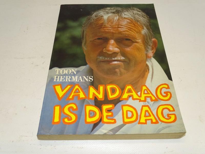 Boek: Toon Hermans: Vandaag Is De Dag, 1984