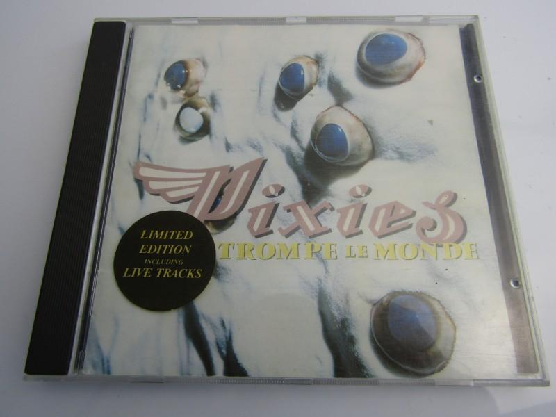 Pixies: Trompe Le Monde CD, Limited Edition, 1991