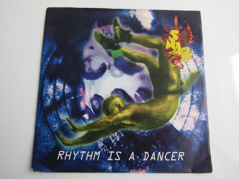 """Single / EP Snap! """"Rhythm Is A Dancer"""", 1992"""