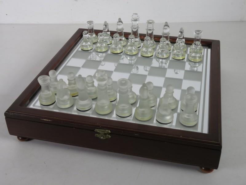 Schaakbord 'King Arthur'