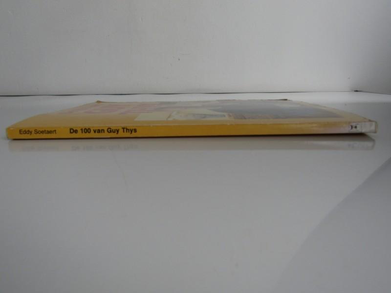 Boek: De 100 van Guy Thys, 1976 - 1989, Eddy Soetaert