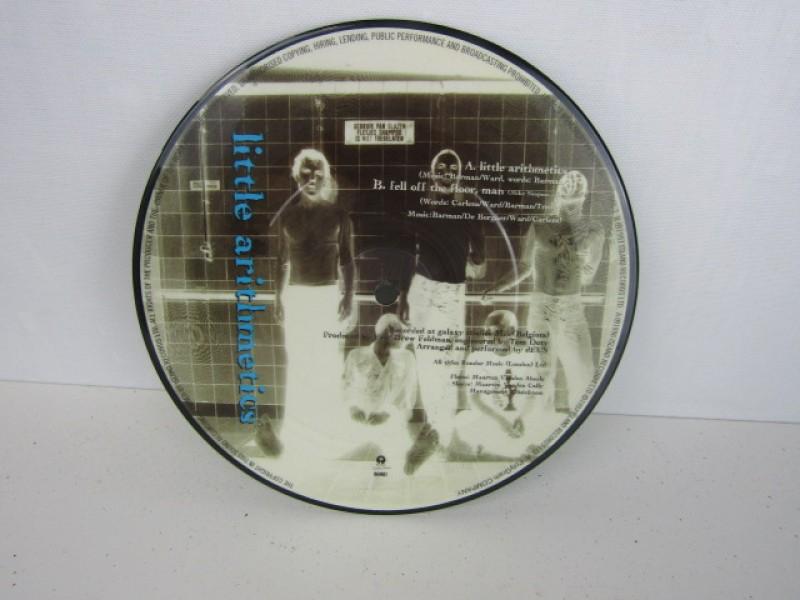 Single, Deus, Little Arithmetics, Picture Disc, Limited Edition, 1997