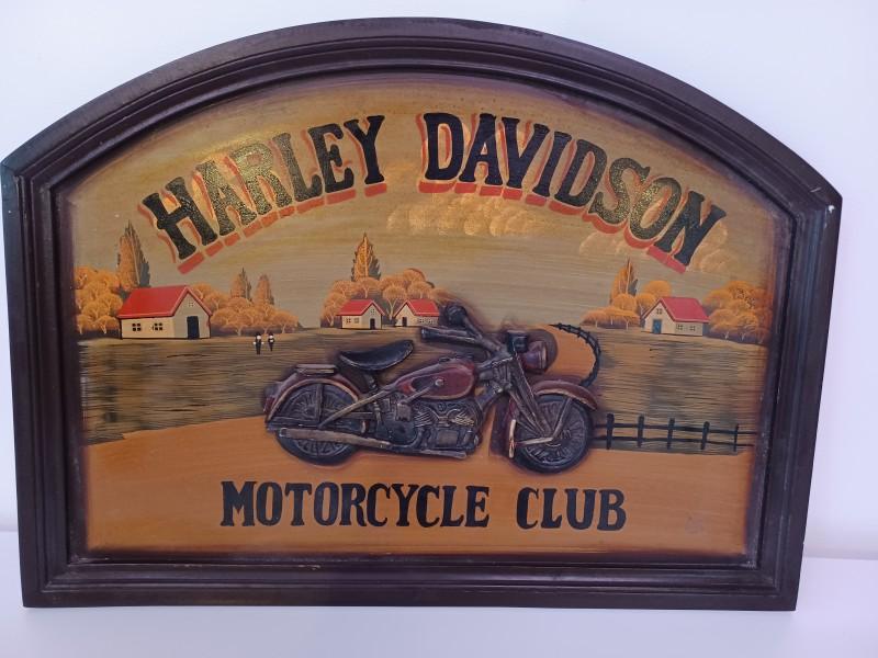 kader Harley Davidson motorcycle club