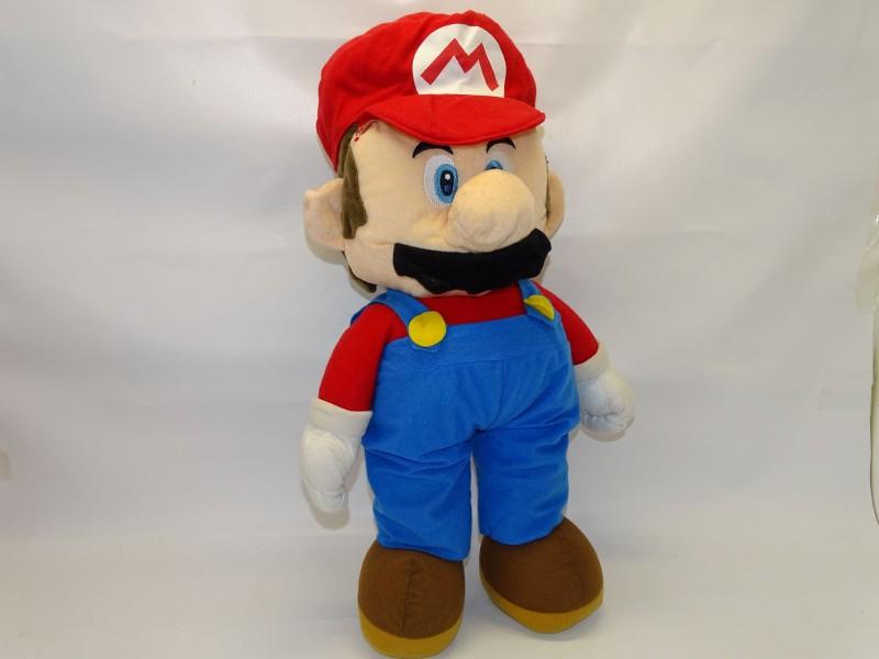 Knuffel / Handpop: Super Mario, 2010 Nintendo