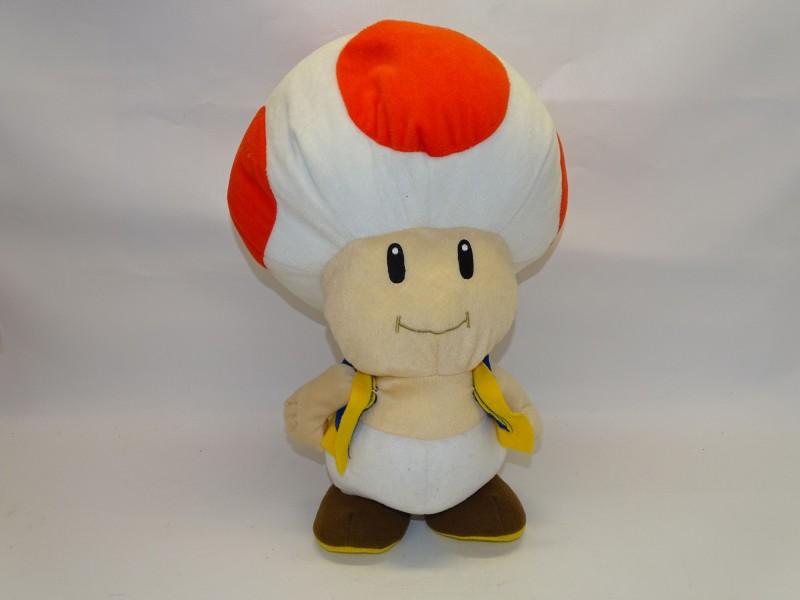 Knuffel: Toad, Super Mario, Nintendo 2010