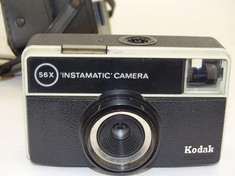 Fototoestel / Camera: Kodak, Instamatic 56X, Jaren '70