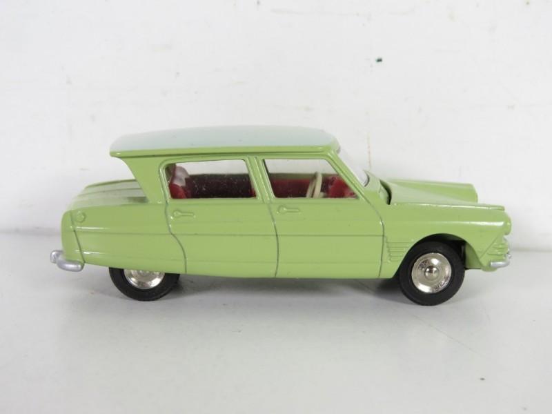 Dinky Toys - 1:43 - Citroën 3 cv - nr 557 Atlas Editie