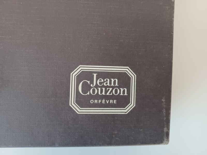 12 Inox onderborden, merk Jean Couzon