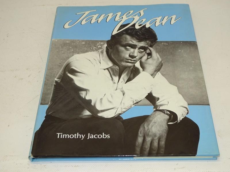 Boek: James Dean, Door Timothy Jacobs, 1994