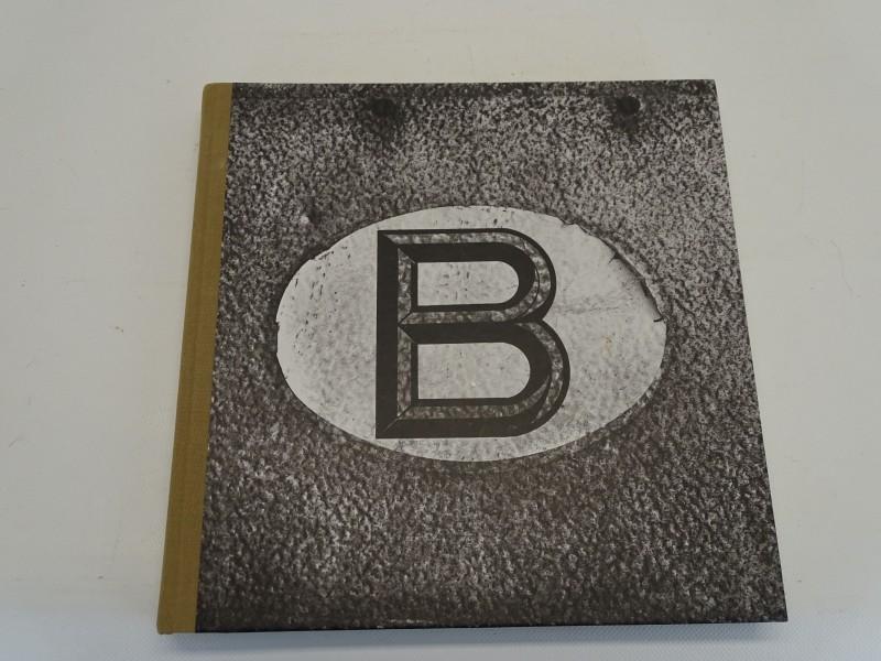 Fotoboek: Belgicum, Stephan Vanfleteren, 2007