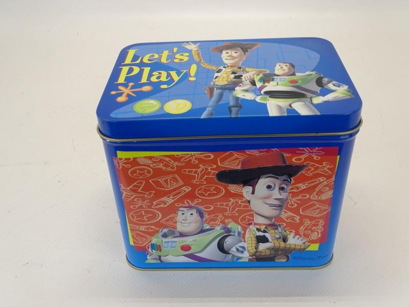 Blikken Muziekdoos: Toy Story, Disney / Pixar