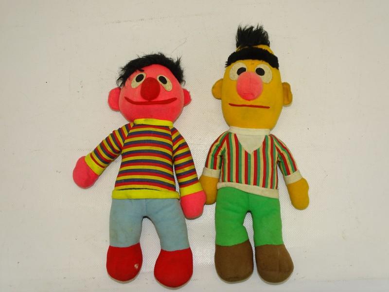 Bert en Ernie Knuffels, Sesamstraat