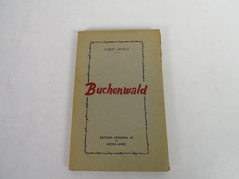 Boek - Buchenwald - Hubert Lapaille