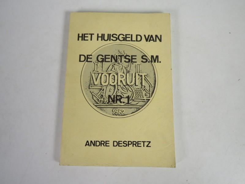 Boek - Het huisgeld van de Gentse S.M.