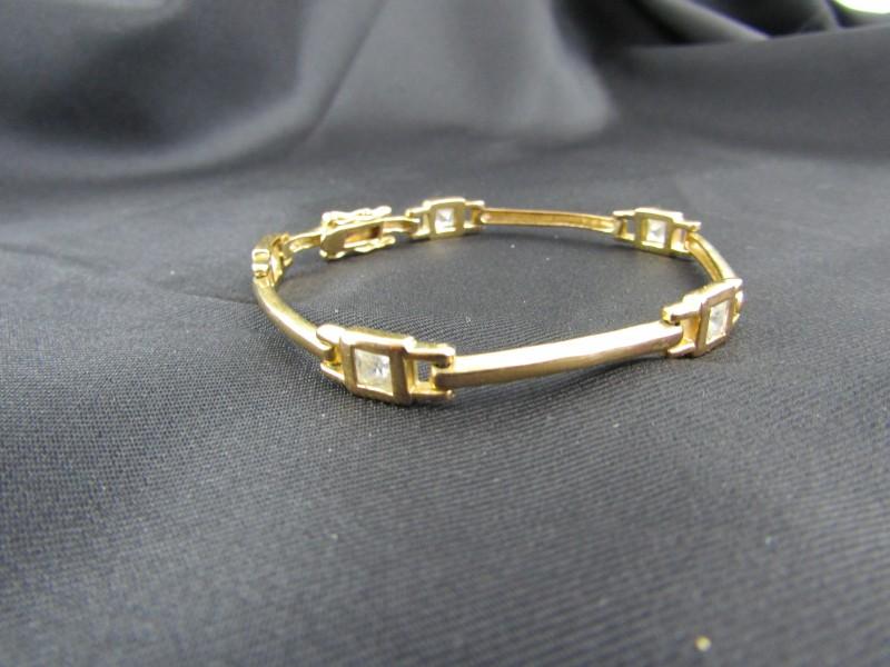 Armband met Steentjes: JCL