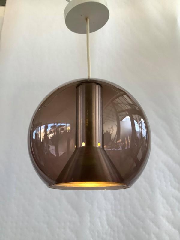 vintage hanglamp Globe-serie