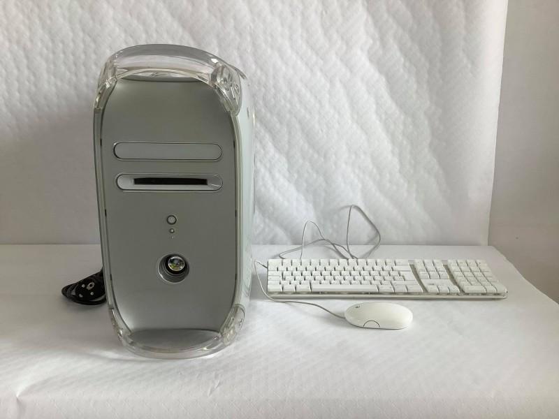 "Apple PC: PowerMac G4 ""Quicksilver"""