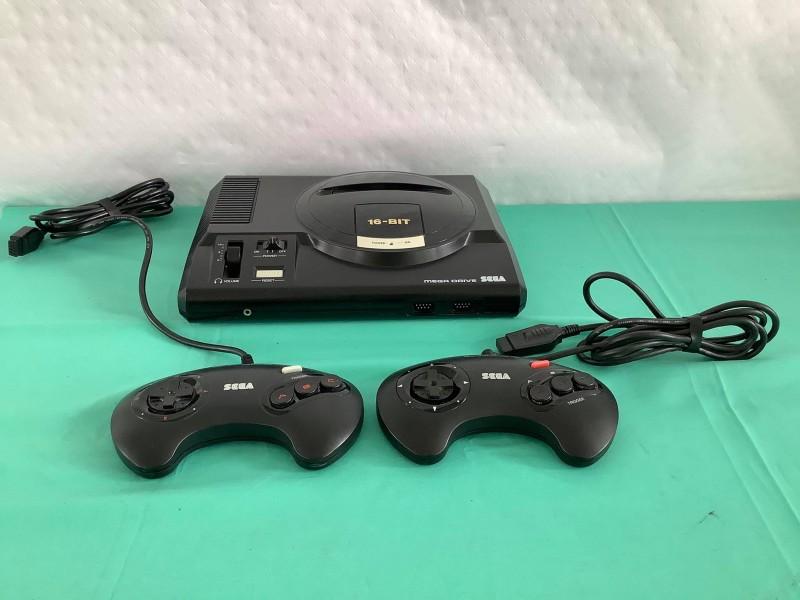 Sega Mega Drive spelconsole