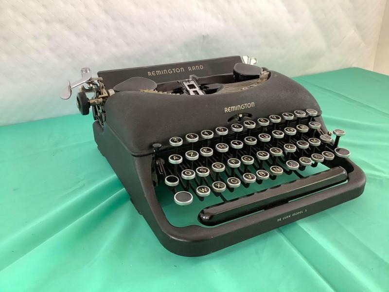 Antieke Remington Type 5 typemachine