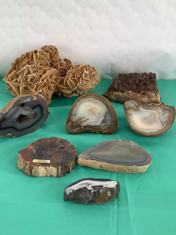 Lot mineralen