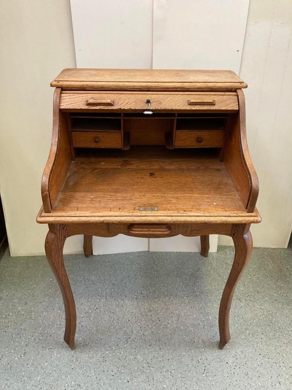 Handtas + portemonnee in krokodillenleder