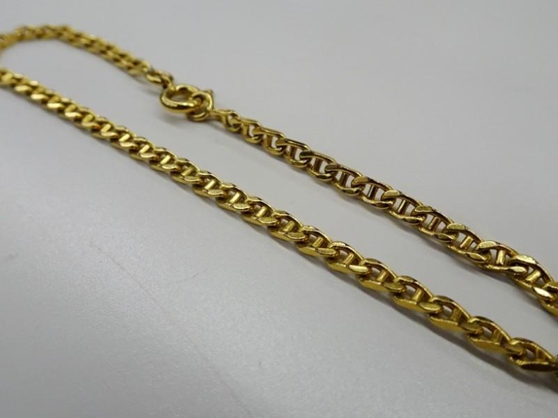 8 kt gouden armband