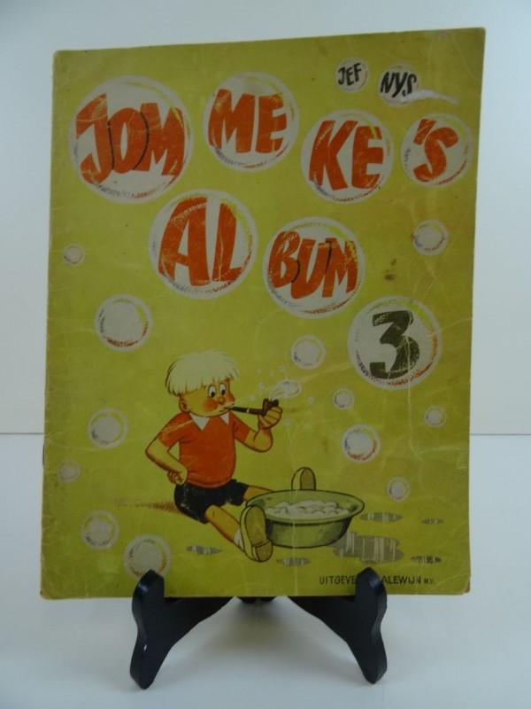 Jef Nys: 7 tekeningen + jommekesalbum n 3 Halewijn