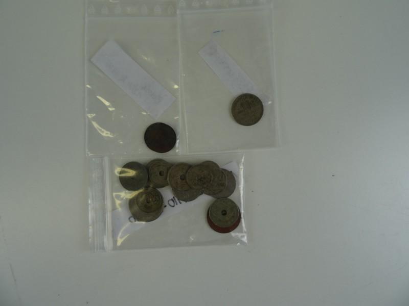 oude munten setje België