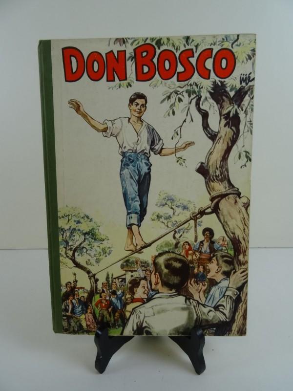 Jijé: Don Bosco hertekende versie 1952
