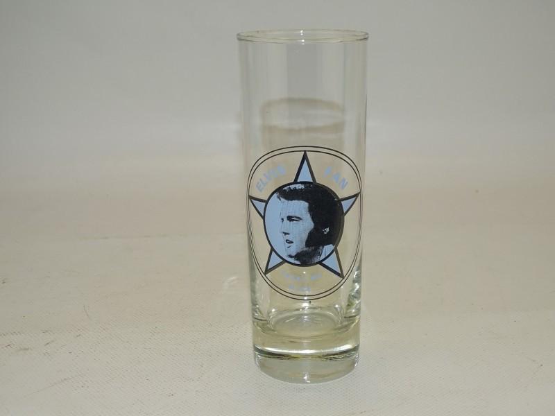 Longdrink Glas: Elvis Presley, Treat Me Nice