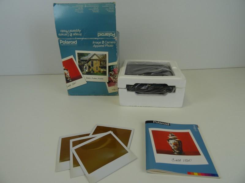 Vintage Polaroid Image 2