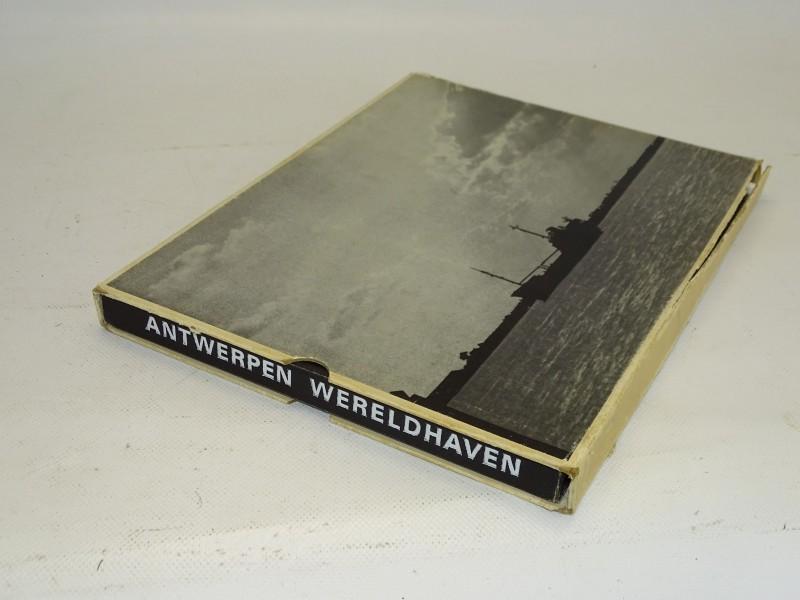 Boek: Antwerpen, Wereldhaven. Omegle NV