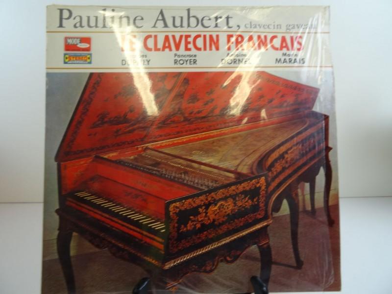 LP Pauline Aubert - Le clavecin Francais