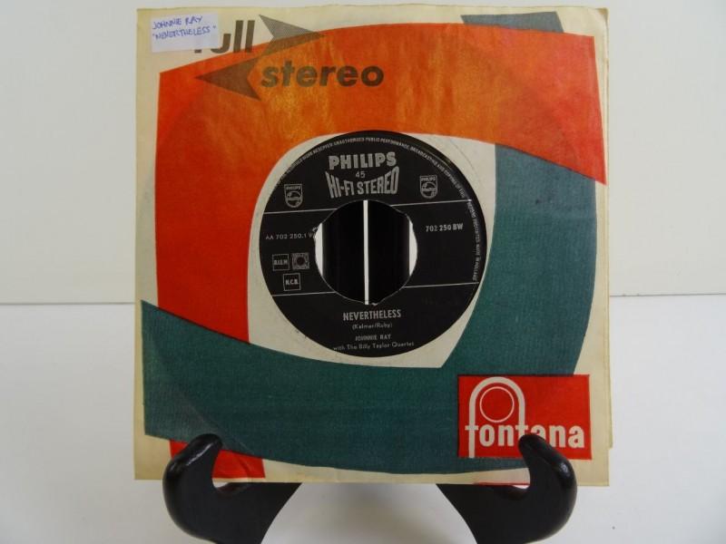 Single Johnnie Ray - Nevertheless
