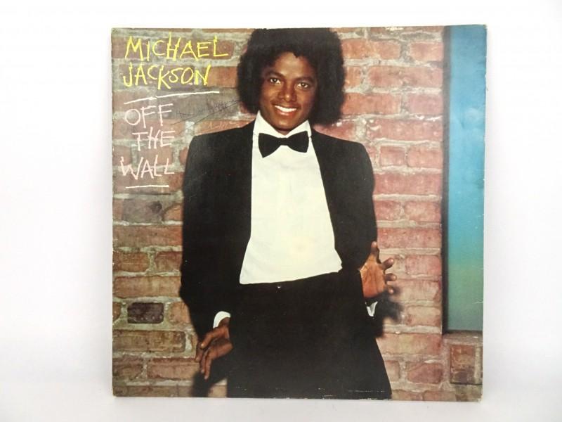 "Vinyl-Album Michael Jackson ""Off The Wall"""