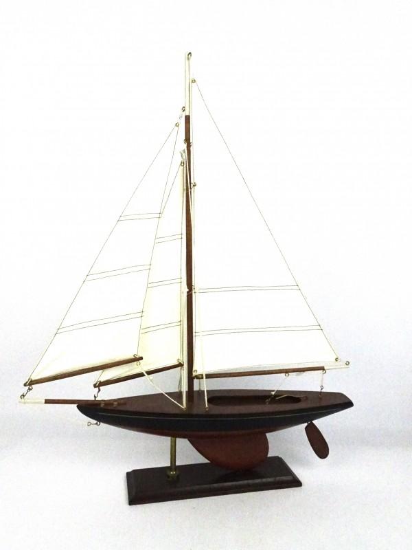 Zeilschip op schaal
