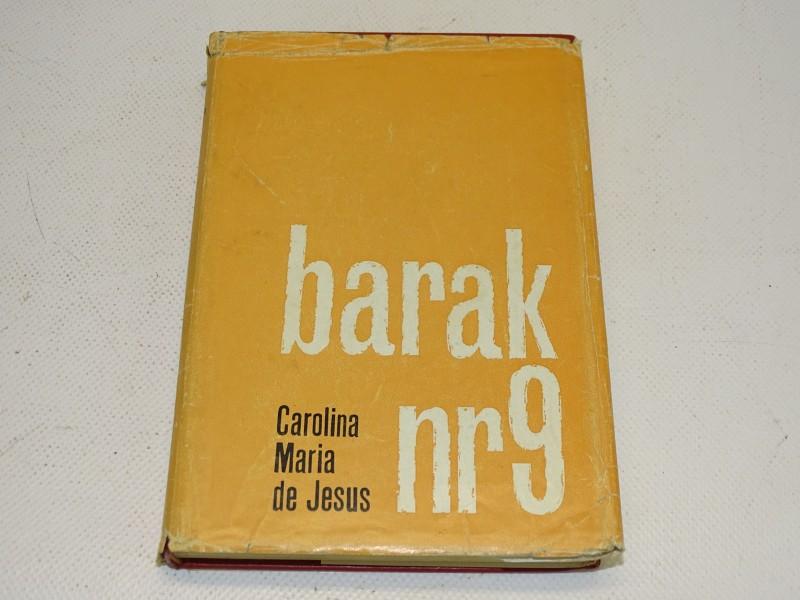 Boek: Barak Nr. 9, Carolina Maria De Jesus, 1965