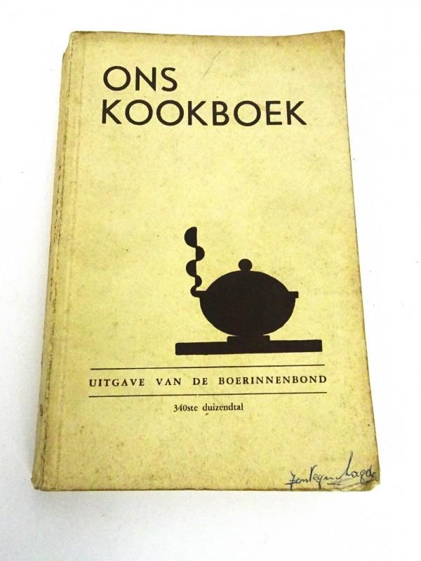 Ons Kookboek (1958)
