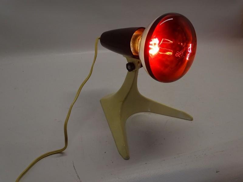 Retro Warmte Lamp: Osram Theratherm