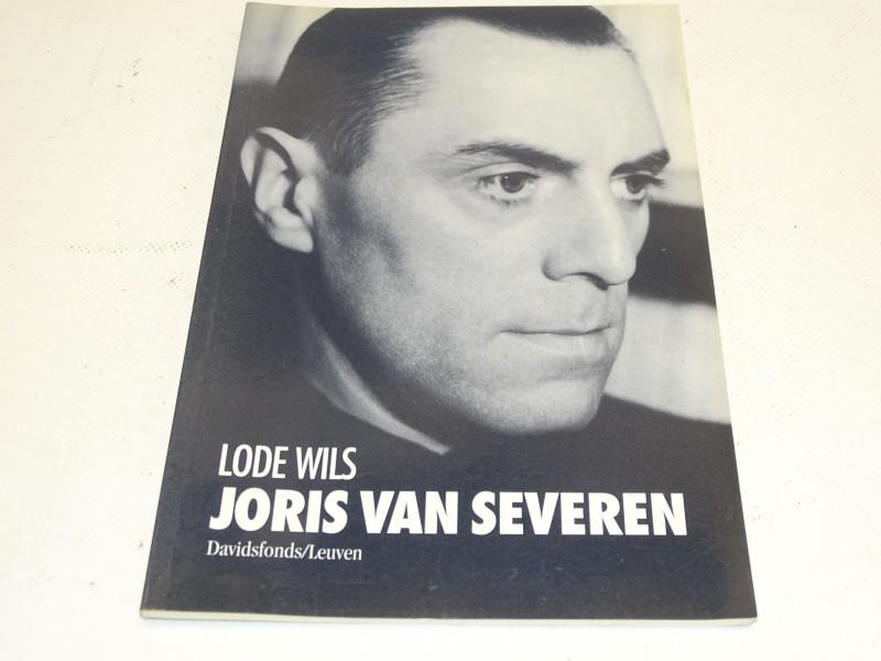 Boek: Joris Van Severen, Lode Wils